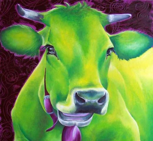 La vache détruit notre environnement